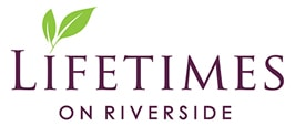 Lifetimes on Riverside Logo